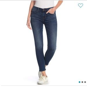 NEW Hudson Krista Ankle Skinny Jeans 26